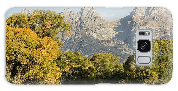 Galaxy Case featuring the photograph Signs Of Autum by Colleen Coccia
