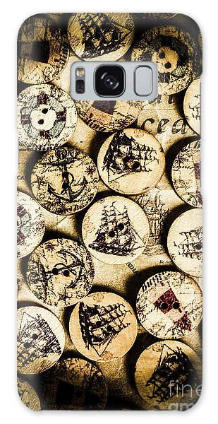 Shipping Galaxy Case - Signs Of Seafaring by Jorgo Photography - Wall Art Gallery
