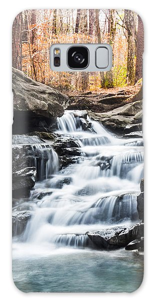 Autumn At Moss Rock Preserve Galaxy Case by Parker Cunningham