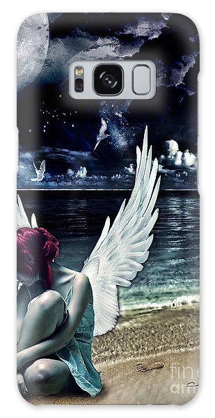 Silence Of An Angel Galaxy Case