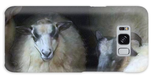 Silence Of The Sheep Galaxy Case