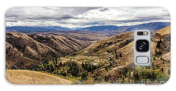 Silence Of Whitebird Canyon Idaho Journey Landscape Photography By Kaylyn Franks  Galaxy Case