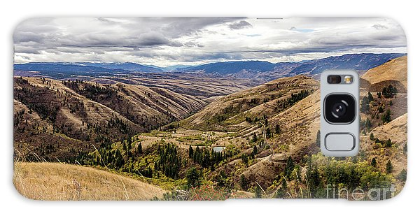 Silence Of Whitebird Canyon Idaho Journey Landscape Photography By Kaylyn Franks  Galaxy Case