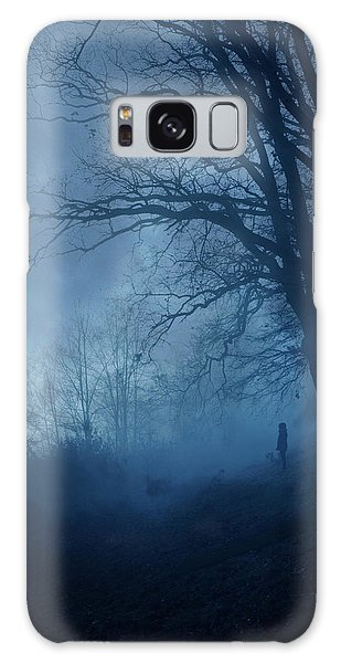 Outdoors Galaxy Case - Silence by Cambion Art