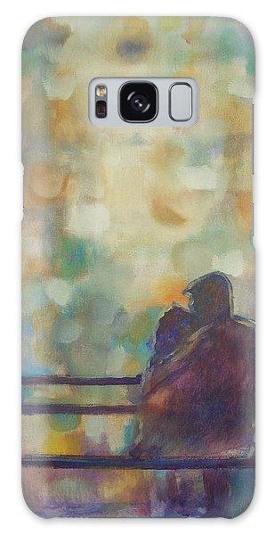 Silent Night Galaxy Case by Raymond Doward