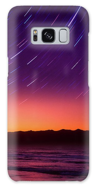 Silent Time Galaxy Case