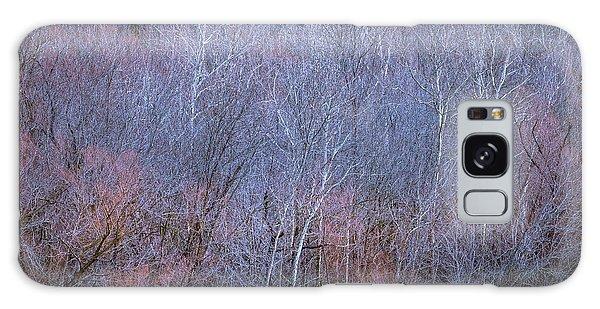 Silent Trees Galaxy Case