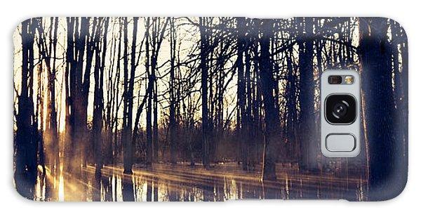 Silent Woods #4 Galaxy Case