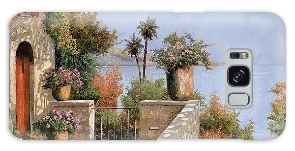 Borelli Galaxy Case - Silenzio by Guido Borelli