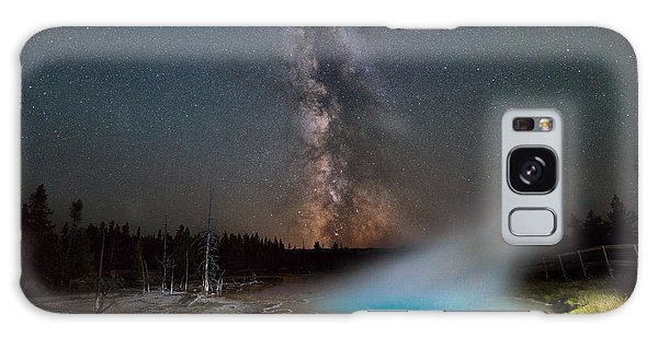 Silex Spring Milky Way  Galaxy Case