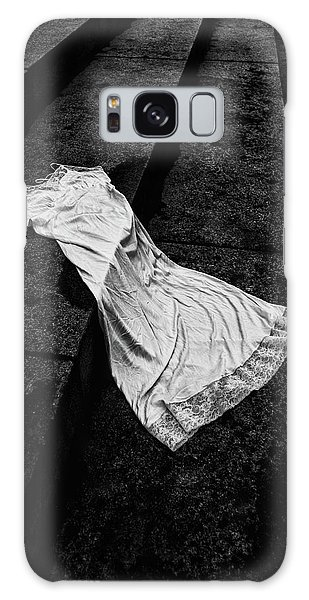 Silk And Stone Galaxy Case