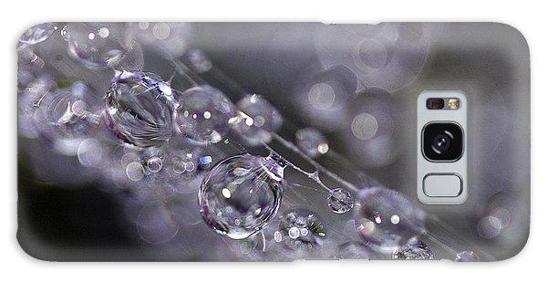 Silver Baubles Galaxy Case