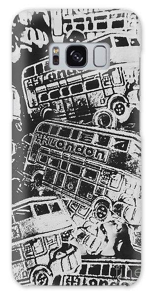Motor City Galaxy Case - Silver City by Jorgo Photography - Wall Art Gallery