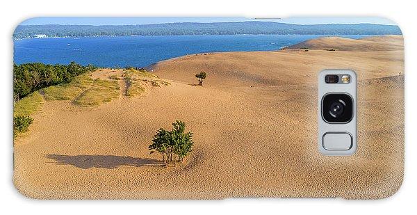 Silver Lake Dunes Galaxy Case