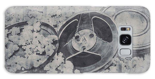 Faded Galaxy Case - Silver Screen Film Noir by Jorgo Photography - Wall Art Gallery