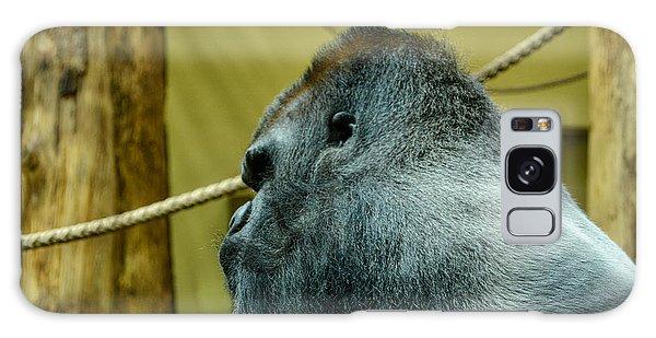 Silverback Gorilla Galaxy Case