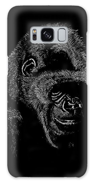Silverback Galaxy Case by Lawrence Tripoli