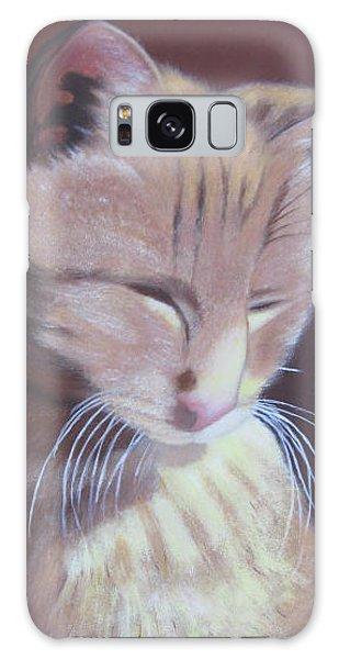 Simba, Best Cat. Galaxy Case