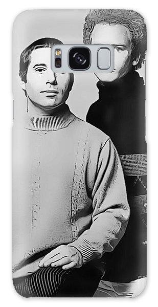 Simon And Garfunkel Galaxy Case - Simon And Garfunkel by Pd