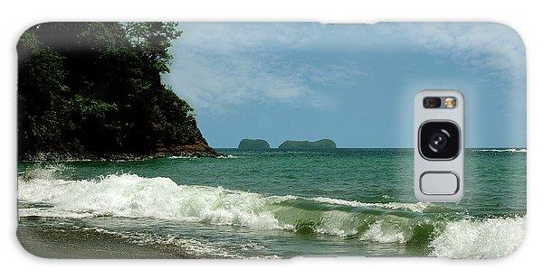 Simple Costa Rica Beach Galaxy Case
