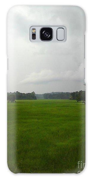 Simple Green Galaxy Case by Rushan Ruzaick