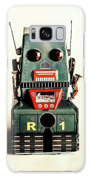Simple Robot From 1960 Galaxy Case