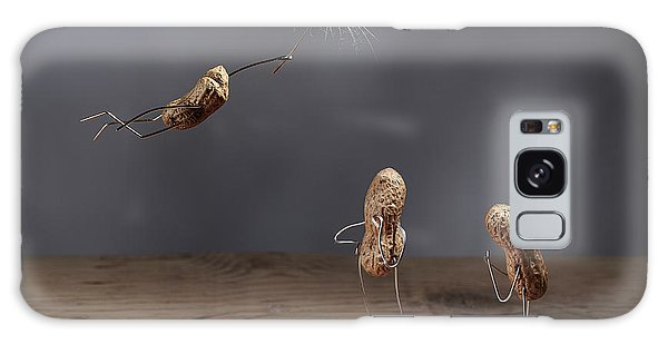 Comical Galaxy Case - Simple Things - Flying by Nailia Schwarz