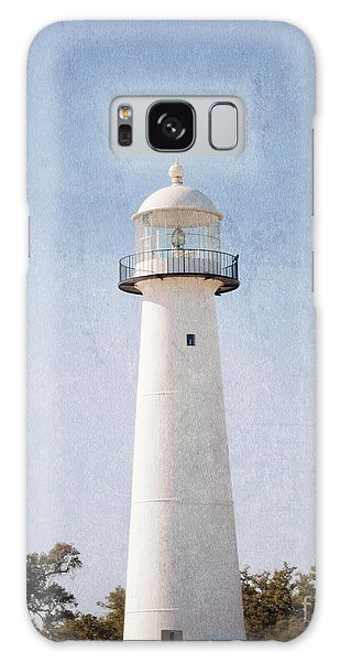 Simply Lighthouse Galaxy Case