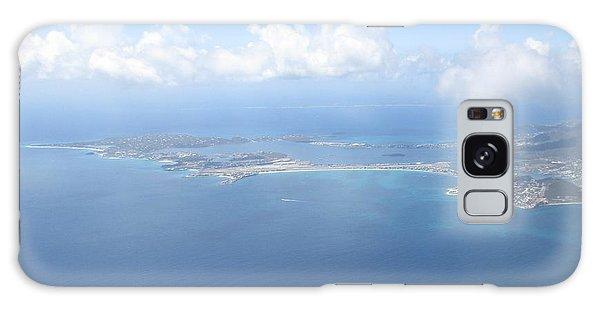 Simpson Bay St. Maarten Galaxy Case