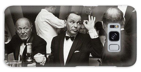 Sinatra And Ed Sullivan At The Eden Roc - Miami - 1964 Galaxy Case