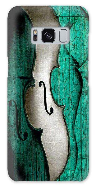 Sinful Violin Galaxy Case