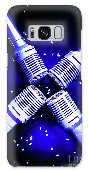 Fun Galaxy Case - Sing Star by Jorgo Photography - Wall Art Gallery