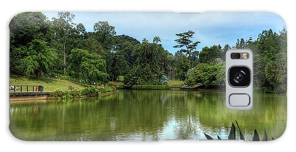 Singapore Botanical Gardens Galaxy Case