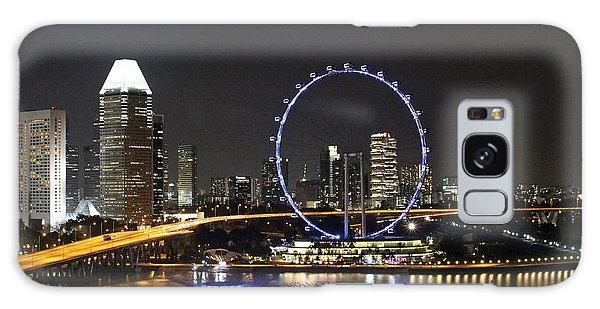 Singapore Eye Galaxy Case