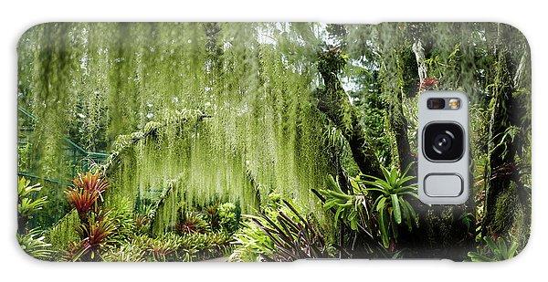Singapore Orchid Garden Galaxy Case