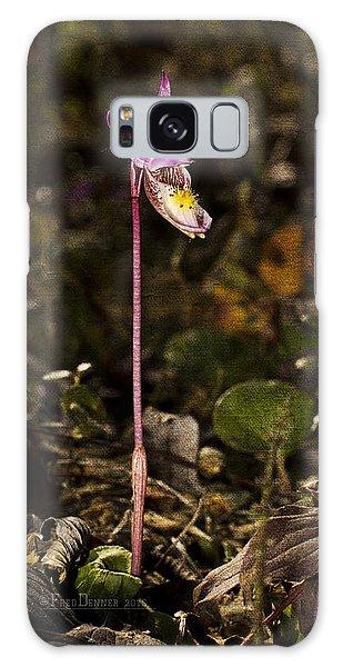 Single Fairy Slipper Galaxy Case