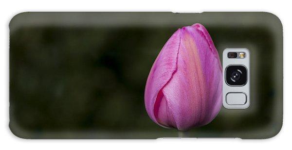 Single Tulip Galaxy Case