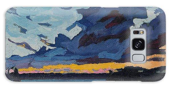 Singleton Sunset Stratocumulus Galaxy Case