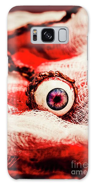 Iris Galaxy Case - Sinister Sight by Jorgo Photography - Wall Art Gallery