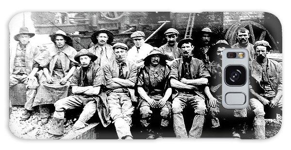 Sinkers,rossington Colliery,1915 Galaxy Case