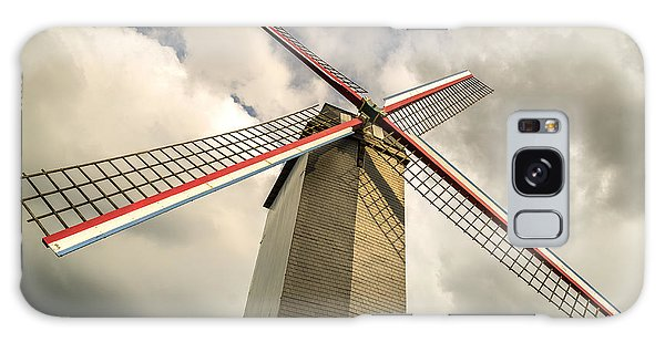 Sint Janshuismolen Windmill 2 Galaxy Case