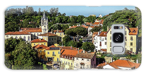 Sintra - The Most Romantic Village Of Portugal Galaxy Case