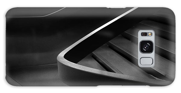 Banister Galaxy Case - Sinuous   by Jessica Jenney