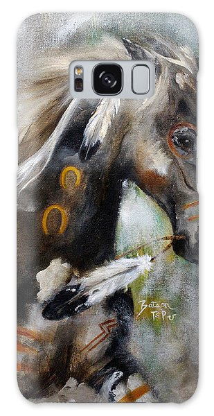 Sioux War Pony Galaxy Case