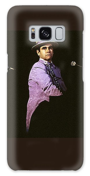 Sir Elton John 3 Galaxy Case