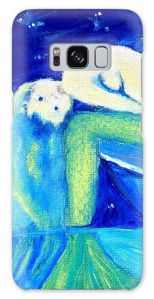 Siren Sea Galaxy Case