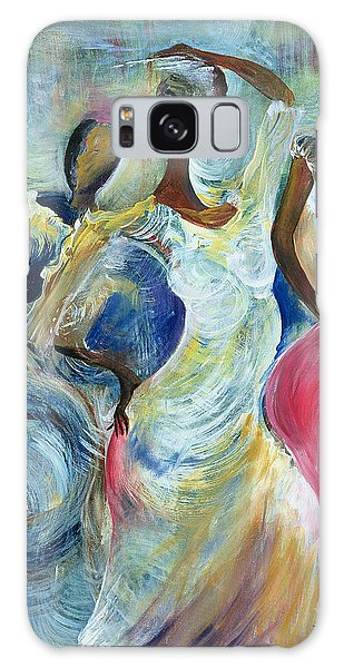 Turban Galaxy Case - Sister Act by Ikahl Beckford