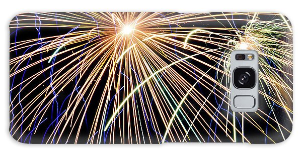 Sister Bay Fireworks Galaxy Case