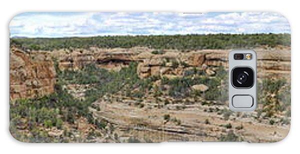Sites At Mesa Verde Galaxy Case