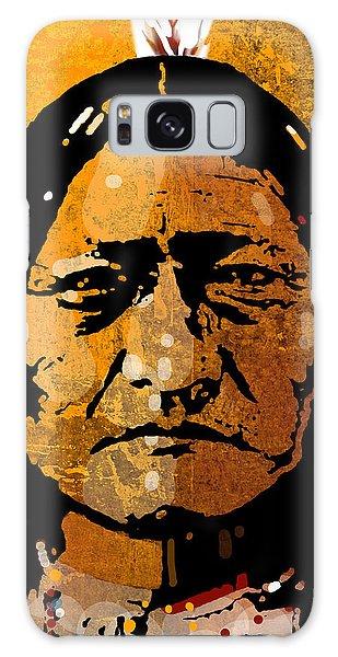 Sitting Bull Galaxy Case